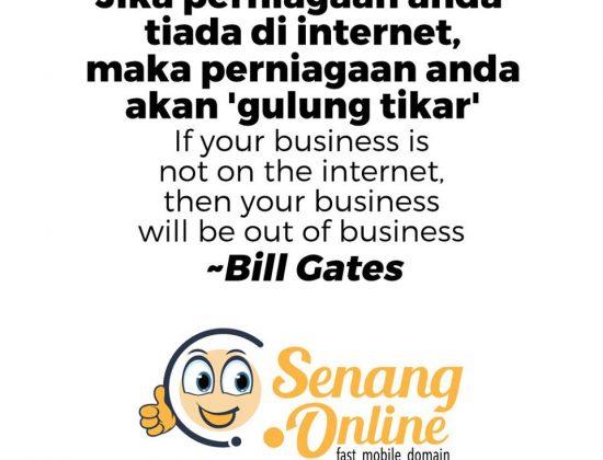 Senang.Online Domain Names & Website Hosting