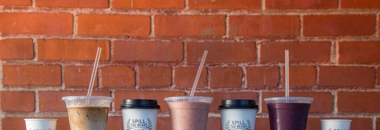 Café Spill the Beans